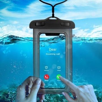 Wodoodporne etui na telefon i nie tylko licytacja