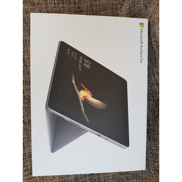 MICROSOFT Surface Go 4415Y/8GB/128GB SSD/INT/Win10