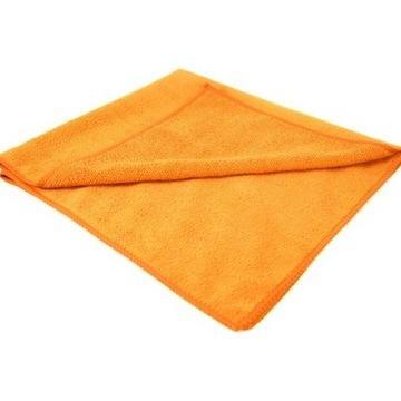 Ściereczka Mikrofibra pomarańczowa 30x35cm Nowa