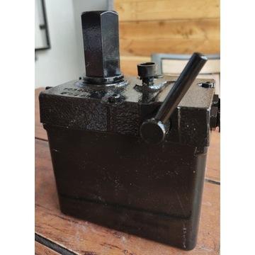 Pompa podnoszenia kabiny MAN TGX