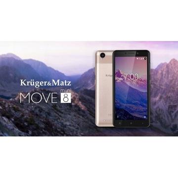 TELEFON SMARTFON KURGER&MATZ MINI 8