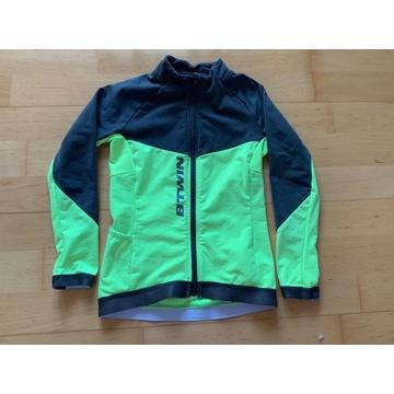 Koszulka na rower BTWIN z Decathlon rozm 128
