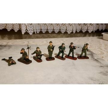 Żołnierzyki PRL