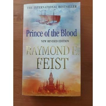 """Raymond E. Feist """"Książe krwi"""" po angielsku"""