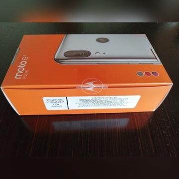 MOTOROLA Moto E6 Plus 4/64GB Dual SIM Nowa PL