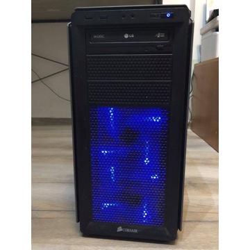 Komputer PC i5-4670k GTX 1060 6GB +win10