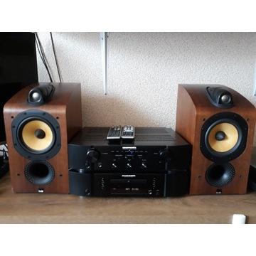 Marantz pm 6005+cd 5005 3miesięczny +B&W705