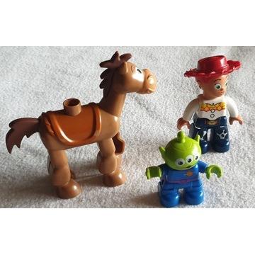 Lego Duplo figurka figurki Toy Story!