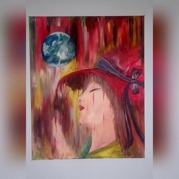 Obraz 40x50 akryl