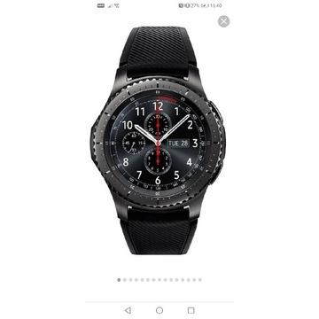 Samsung Gear 3 Frontier Smartwatch