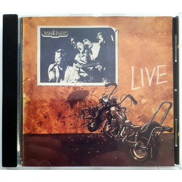 LOMBARD Live 1992r Spin Records