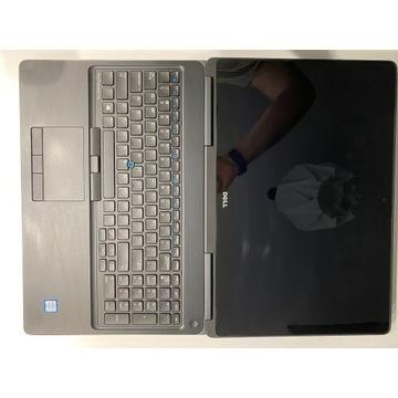 DELL Precision 7510 i7-6820HQ 32/256GB SSD M1000M