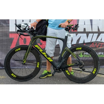 Rower czasowy Fuji Norcom Straight 1.3 Di2 TT