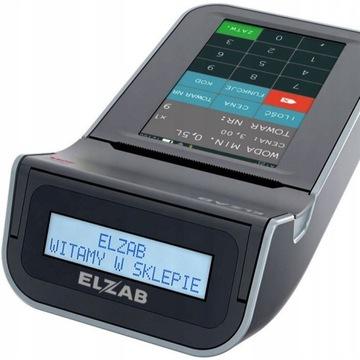 Kasa fiskalna ELZAB K10 WiFi BT+PowerBank+PenDrive