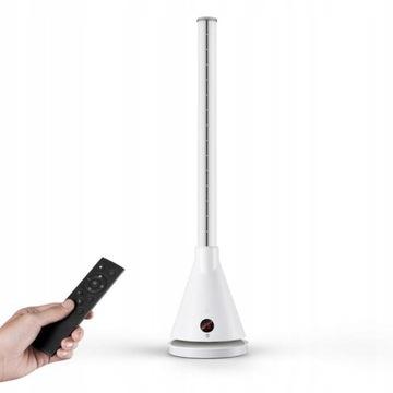 Wentylator wieżowy bezłopatkowy cyrkulator biały