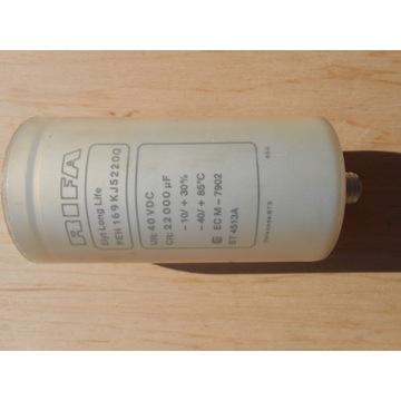 Kondensator elektrolityczny 22 000uF