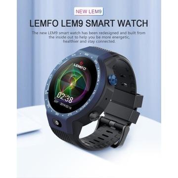 LEMFO LEM9 Smartwatch zegarek  LTE 4G 1GB/16GB
