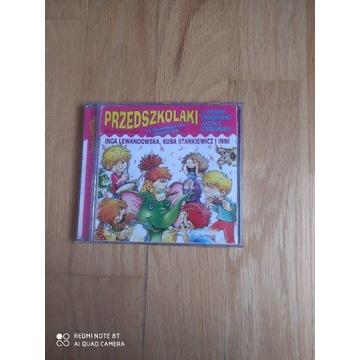 Przedszkolaki 23 piosenki dla dzieci CD