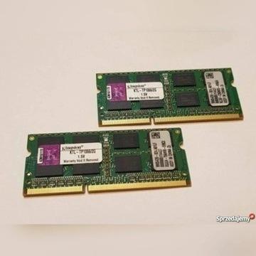 Pamięci RAM do laptopa