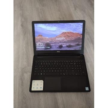 Dell Vostro 15 3568 i3/8GB Ram DDR4/SSD/WINDOWS 10