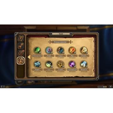 Konto Hearthstone battle.net,180 legend,złoty deck