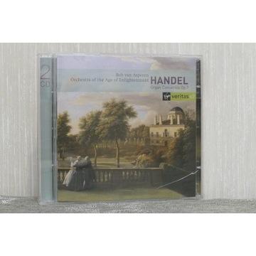 HANDEL ORGAN CONCERTOS op. 7