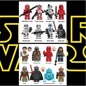 Nowe figurki Star Wars kompatybilne z Lego