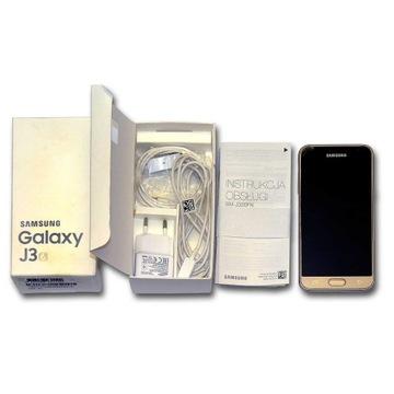 Samsung Galaxy J3 (2016) + karta SD