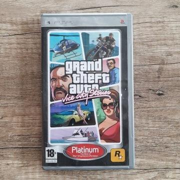 GTA Vice City na konsolę PSP, nie używana