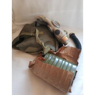 Maska gazowa z komorą foniczną mua typ słoń roz. 0