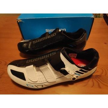 Buty Shimano SH-R171W, rozmiar 44, 27,8cm