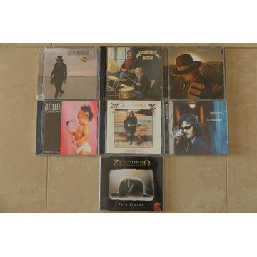 Zucchero - dyskografia, kolekcja, zestaw, płyty CD