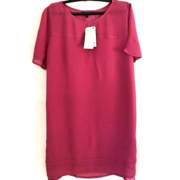 Różowa bluzka roz. L