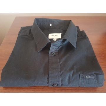 koszula czarna Pepe Jeans  XL