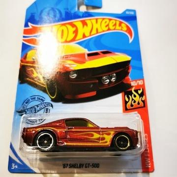 Hot Wheels 67 Shelby GT-500