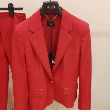 LiuJo-Kostium Żakiet+Spodnie
