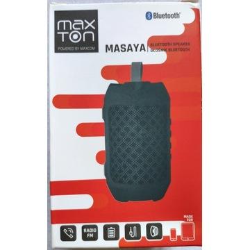 Głośnik bezprzewodowy Maxcom Maxton Masaya mx116 B
