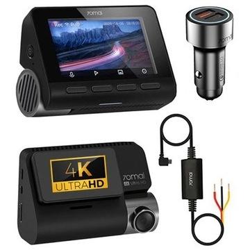 WIDEOREJESTRATOR A800S 4K 70MAI GPS KAMERA