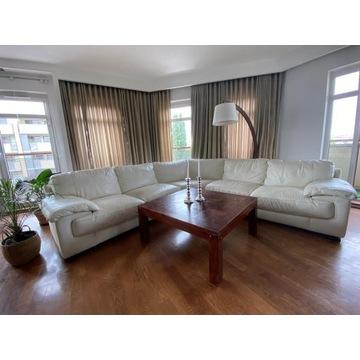 Narożnik ,sofa skóra naturalna