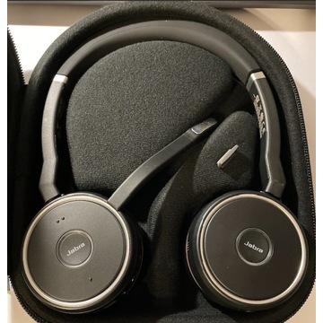 Słuchawki Jabra Evolve 75 bluetooth ANR NOWE!