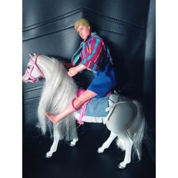 Koń + jezdziec  ken