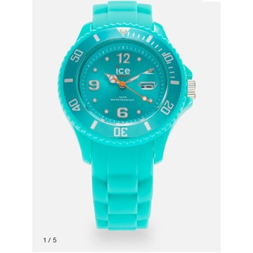 ZEGAREK ICE watch turkusowy