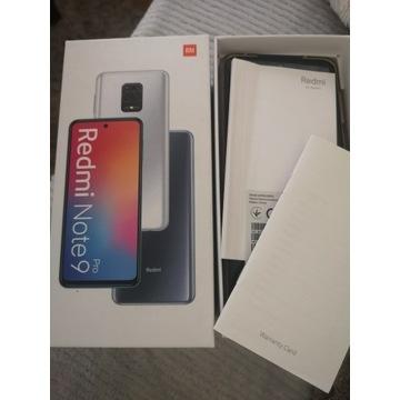 Telefon Xiaomi Redmi Note 9 Pro Tropical green 6GB