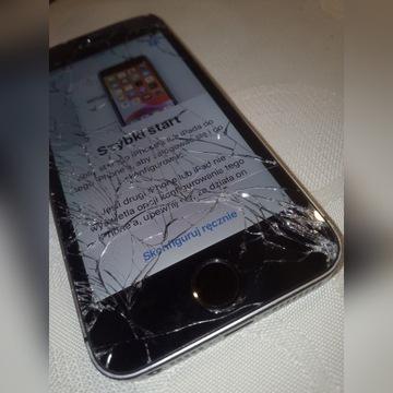 iPhone SE A1723 uszkodzony