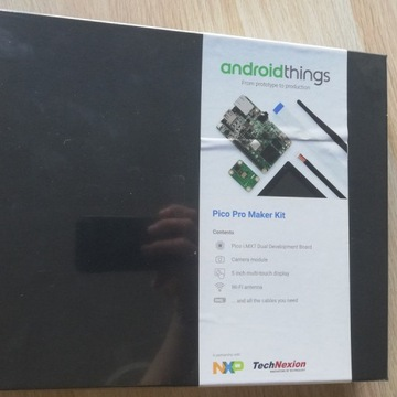 Android Things - Pico Pro Maker Kit - NOWY
