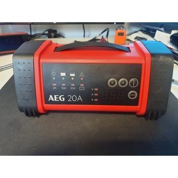 AEG 97025 prostownik automatyczny 12V 24V 20A