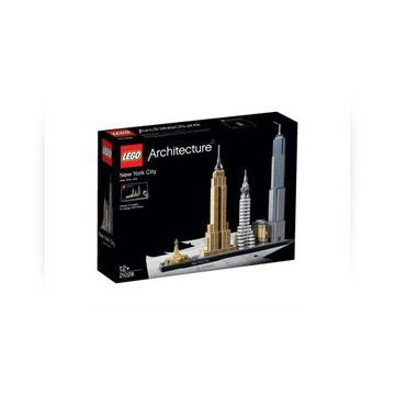 LEGO Architecture 21028 Nowy York / New York