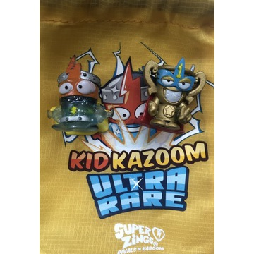 Kid kazoom pow position super zings 4