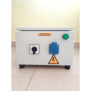 Transformator Separacyjny 230/230V. Efa TO 1600