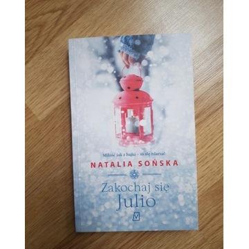 Zakochaj się Julio - Natalia Sońska